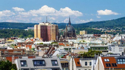 Top 10 Studentenheime in Wien