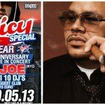 15 Jahre Juicy: Fat Joe live im Wiener Prater Dome