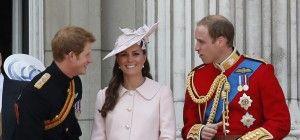 London: Warten auf das Königskind