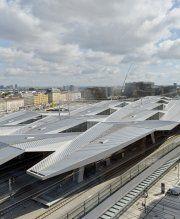 Einkaufszentrum am Hauptbahnhof öffnet