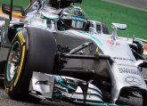Nico Rosberg in der Regen-Lotterie top