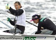 470er-Seglerinnen sind Weltmeister