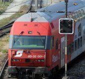 Tirol: Flüchtlinge in Reisezug entdeckt