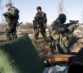 Ukraine: Heftige Kämpfe um Flughafen Donezk