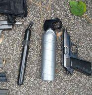 Fünf Verletzte bei Bankraub in Liesing