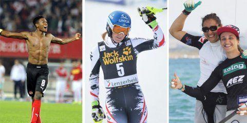 """Wer wird """"Sportler des Jahres"""" 2014?"""