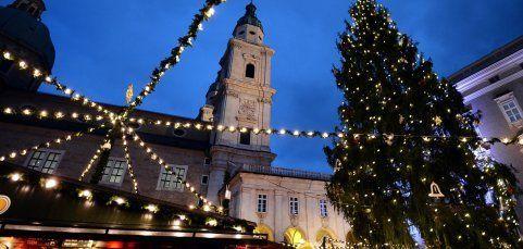 Wien knipst die Weihnachtslichter an