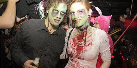 Das war Halloween in Wien!
