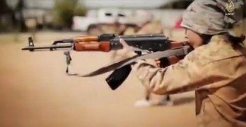 Kanonenfutter für die Front: So rekrutiert ISIS Kinder-Soldaten