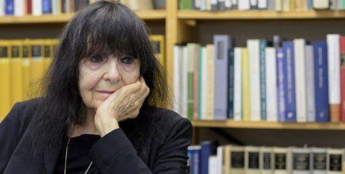 Friederike Mayröcker soll bald Wiener Ehrenbürgerin werden