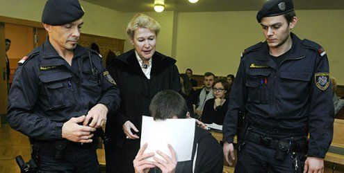 Raubserie in Wien-Favoriten: Täter erhielt lebenslange Haft