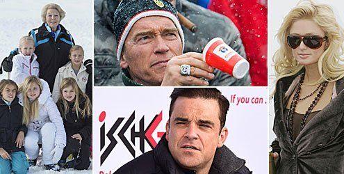 Aprés-Ski mit den Superstars
