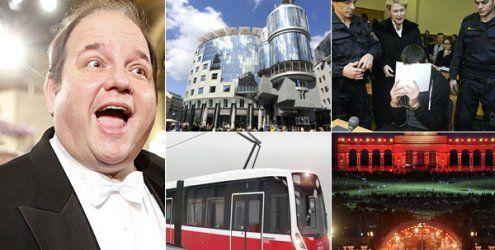 Der Wochenrückblick: Was hat Wien diese Woche beschäftigt?