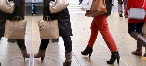 Wienern bleibt angeblich immer weniger Geld um zu shoppen