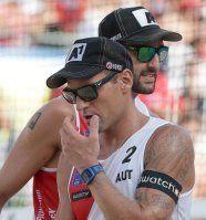 Doch keine Medaille: Horst/Doppler sind out