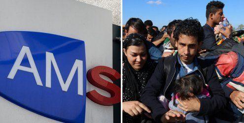 Bald 30.000 Flüchtlinge beim AMS