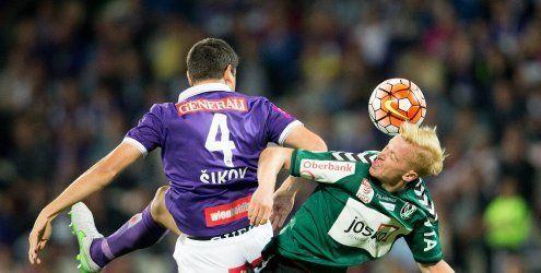 LIVE: SV Ried gegen FK Austria Wien in unsrem Bundesliga-Ticker