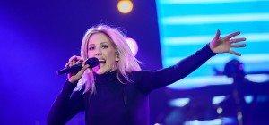 Routinierte Show von Ellie Goulding in der Wiener Stadthalle