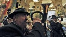 Wiener Landesjägerball im Rathaus Festsaal