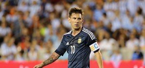 Argentiniens Star Lionel Messi nicht bei Olympia in Rio