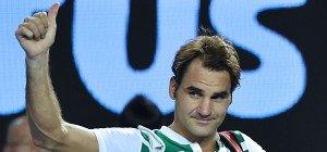 Roger Federer unterzog sich Knie-Operation