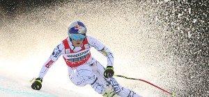 Vonn gewann Garmisch-Abfahrt vor Suter und Rebensburg