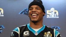 Carolina-Star Newton wertvollster NFL-Spieler