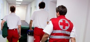 Unfall in Wien-Leopoldstadt: Mann (46) fiel durch Loch im Fußboden