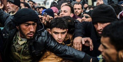 """Außenminister: """"Große Flut"""" von Flüchtlingen kommt auf uns zu"""