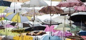 Wetterumschwung brachte Sturm, viel Regen und Schnee