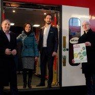 """Aktion """"Autofasten"""" motiviert zum Umsteigen auf öffentliche Verkehrsmittel"""