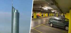 Parken bei der Millennium City: Gratis Parkplätze im Überblick