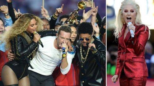 Die Popstars heizten den Fans ein