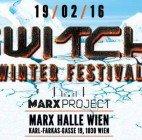 2×2 Tickets für das SWITCH! Winter Festival