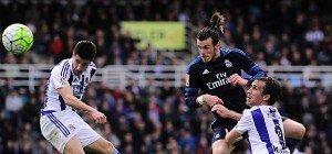 Real Madrid wahrte Titelchance durch 1:0 bei Real Sociedad