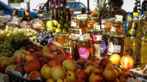 Bauernmärkte in Wien: Frische Waren vom Bauern in der City