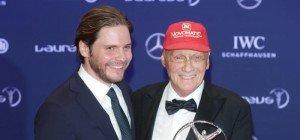 Niki Lauda bei Laureus-Gala für Lebenswerk ausgezeichnet