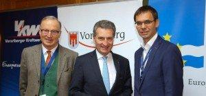 Europa Forum in Lech eröffnet