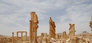Russischer Dirigent Gergijew leitete Konzert in Palmyra