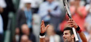 Djokovic, Nadal und Serena Williams in dritter Paris-Runde