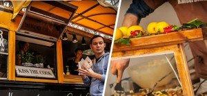 Bieber, Kiss und Gabalier: Das European Street Food Festival geht in die 2. Runde