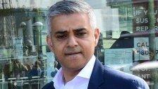 London: Muslim Khanistneuer Bürgemeister
