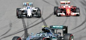 Rosberg gewinnt auch viertes Saisonrennen