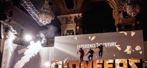 Start-Ups feiern sich am Pioneers Festival 2016: Bundeskanzler Kern dabei