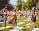 JOYA Yoga Convention 2016: Gratis-Yoga zum Testen im Wiener Burggarten