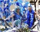 Regenbogenparade in Wien im Zeichen der Opfer Orlandos