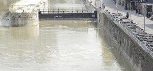 Unbekannte Leiche aus Wiener Donaukanal geborgen: Suizid vermutet