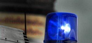 Lech: Motorradfahrer stürzte in Bachbett