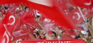 Sieg der türkischen Nationalmannschaft: Mehrere Anzeigen wegen zu lautem Feiern