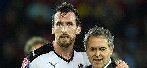 Kapitän Christian Fuchs gibt Rücktritt aus Österreichs Nationalteam bekannt